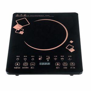 PLAQUE INDUCTION TEMPSA 2200W Plaque à induction Contrôle tactile 8