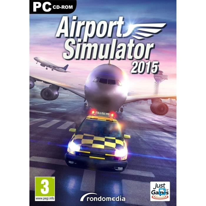 airport simulator 2015 jeu pc achat vente jeu pc airport simulator 2015 pc cdiscount. Black Bedroom Furniture Sets. Home Design Ideas