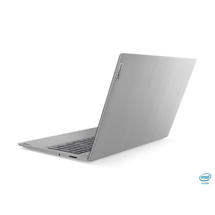 IdeaPad 3i 15IIL05 15.6'' FHD Gris platine...