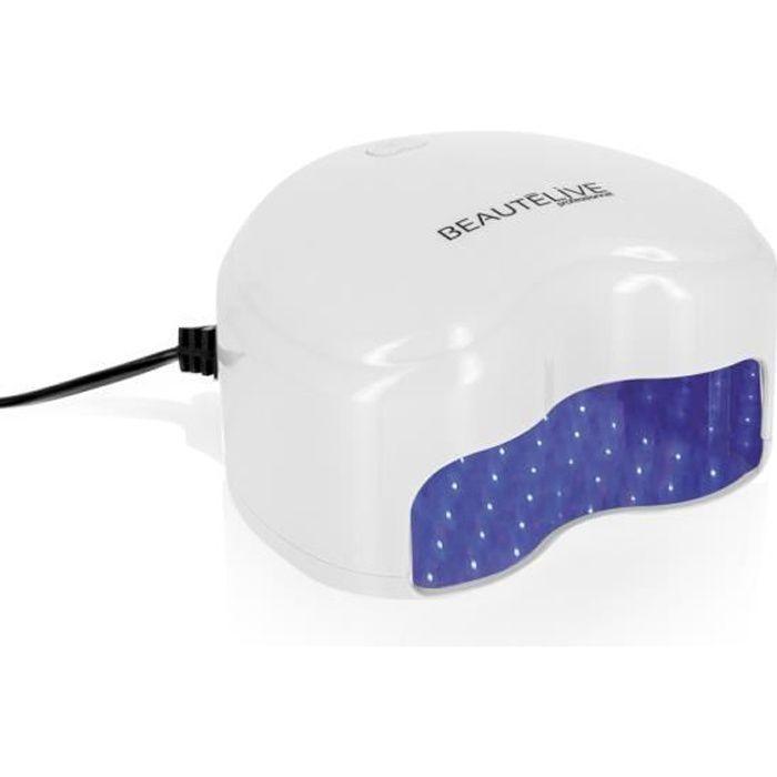 Lampes UV, LED et CCFL - Lampe LED mini cur 10W - Beautélive