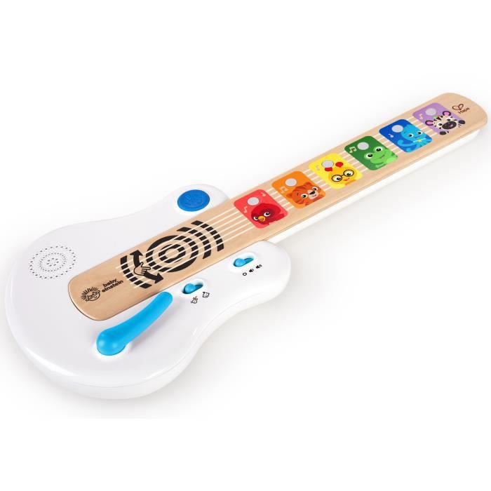 Guitare électrique magic touch Baby Einstein - Jouet dès 1 ans 12 - 18 mois, 18 - 24 mois, 2 - 3 ans