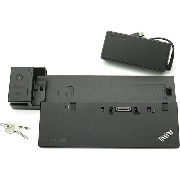 Lenovo Thinkpad Ultra Dock Station d'accueil ...