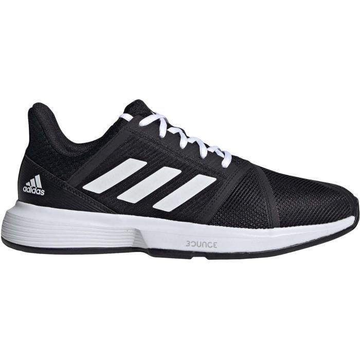 adidas Courtjam Bounce Hommes Chaussure tennis noir