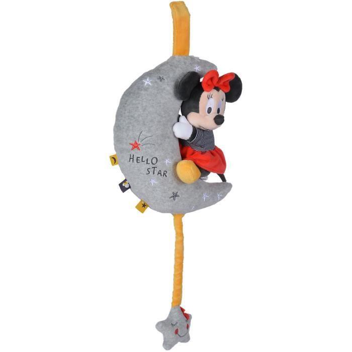 Disney - Doudou Minnie Musical Moon Starry Night