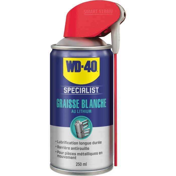 WD40 Graisse Lithium SPECIALIST 250 ml (Aérosol)