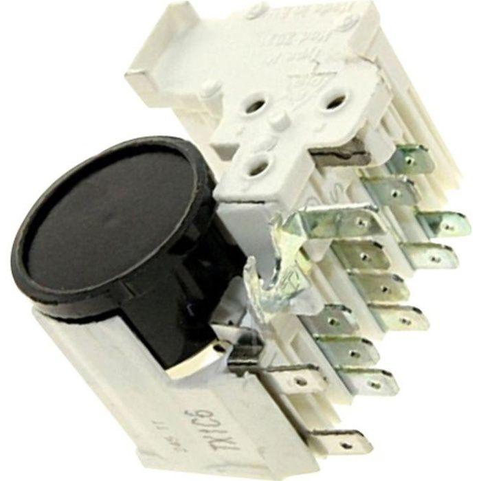 Klixon+relais de démarrage - Réfrigérateur, congélateur - WHIRLPOOL, BAUKNECHT, IGNIS, IKEA WHIRLPOOL, LADEN, ARISTON HOTPOINT,
