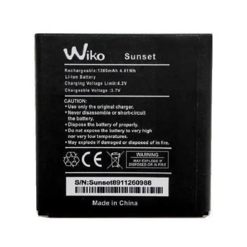 Batterie Wiko Sunset