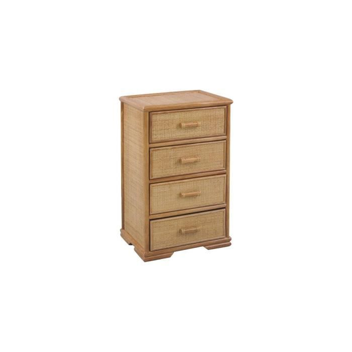 aubry gaspard ncm 1100 commode en rotin achat vente meuble tag re aubry gaspard ncm 1100. Black Bedroom Furniture Sets. Home Design Ideas