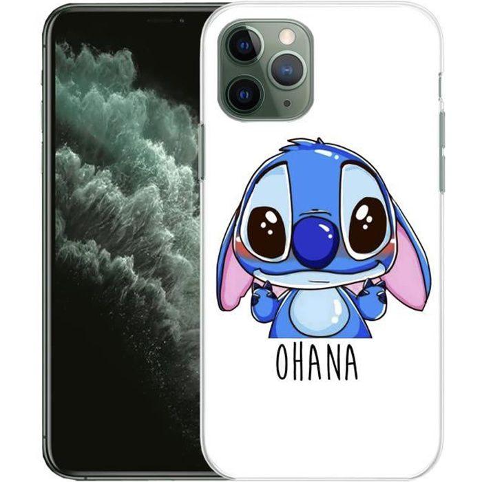 Coque Pour iPhone 11 Pro Max Ohana Stitch