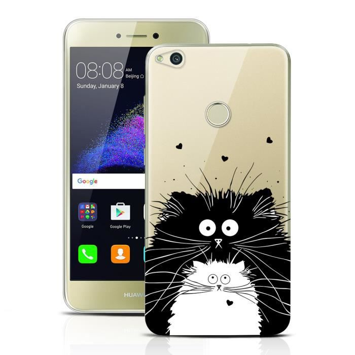 coque huawei p8 lite 2017silicone