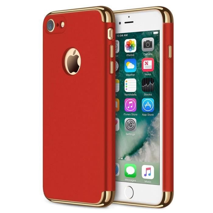 leathlux coque iphone 7