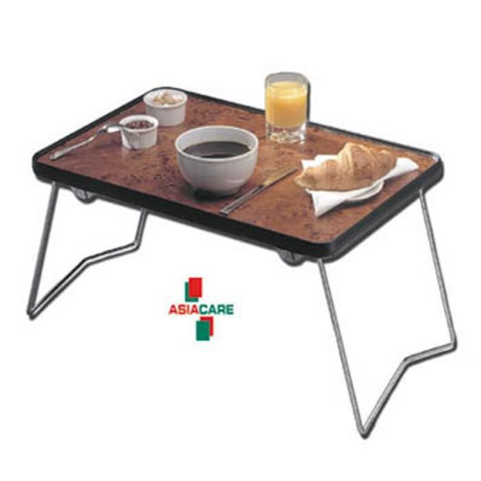 tablette de lit a manger pliante achat vente table repas tablette de lit a manger pl. Black Bedroom Furniture Sets. Home Design Ideas