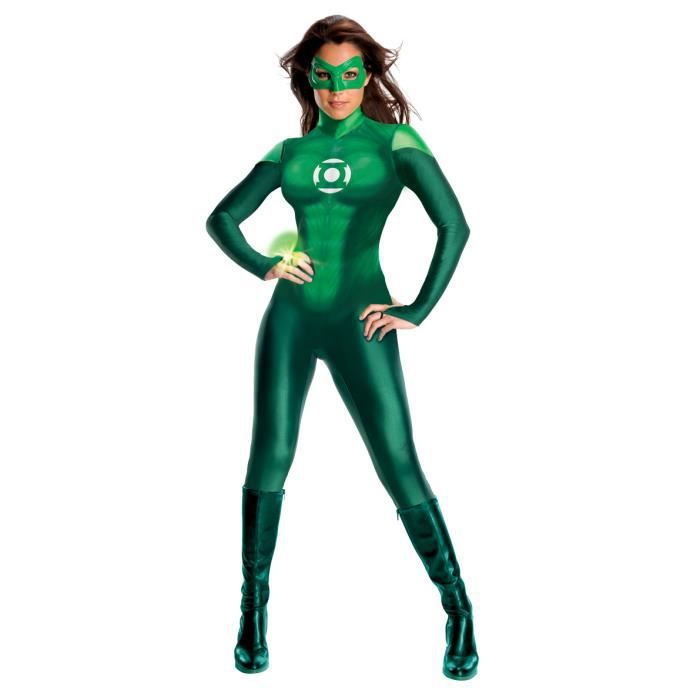 costume miss green lantern achat vente deguisement costume miss green lantern