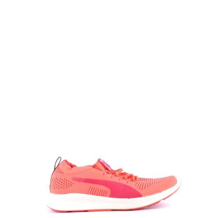 PUMA FEMME MCBI248005O ROUGE TISSU BASKETS Rouge Rouge