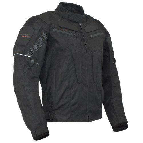 S Roleff Racewear Blouson Moto Textile Racewear Race Noir