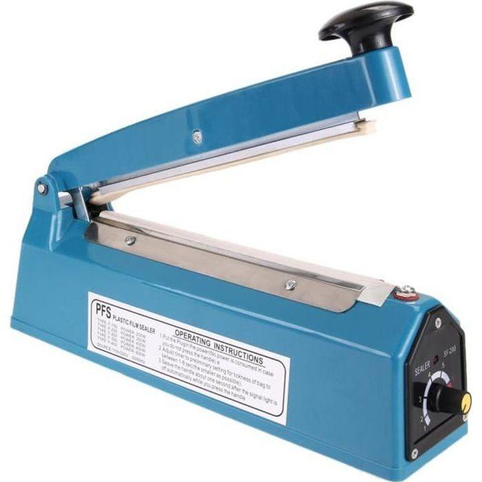 MACHINE MISE SOUS VIDE Machine de scellage en plastique à la main SF200 P