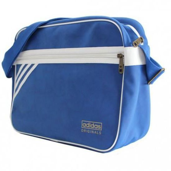 ca04221814 ADIDAS - BESACE / SAC AIRLINER SUEDE BLEU ROYAL S08842 Bleu - Achat / Vente  besace - sac reporter 2009927458268 - Cdiscount