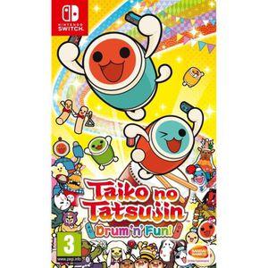 JEU NINTENDO SWITCH Taiko no tatsujin Jeu Nintendo Switch