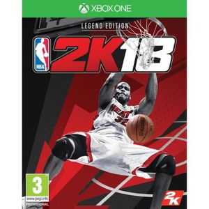 JEU XBOX ONE NBA 2K18 Legend Edition Jeu Xbox One