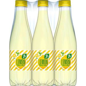 Soda - Thé glacé 7Up Lemon Lemon Sparkling Lemonade 6 x 0,5l