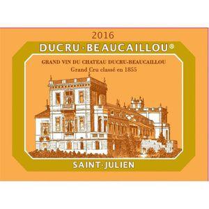 VIN ROUGE Magnum Château Ducru Beaucaillou - Saint-Julien 20