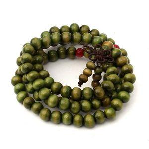 de bon augure,Tibet santal Bouddha  perles bracelet