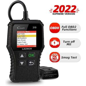 OUTIL DE DIAGNOSTIC  LAUNCH CR319 OBD2 Scanner Valise Diagnostic Auto