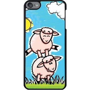 COQUE MP3-MP4 Coque pour Ipod Touch 6 - H Moutons LeapFrog