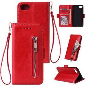 coque iphone 7 rouge porte carte