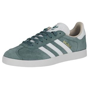 BASKET adidas Gazelle W Femme Baskets Pastel Vert - 5 UK