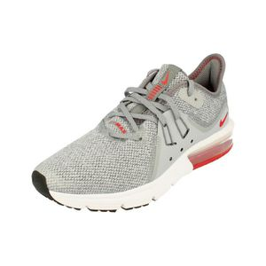 BASKET Nike Air Max Sequent 3 GS Running Trainers 922884