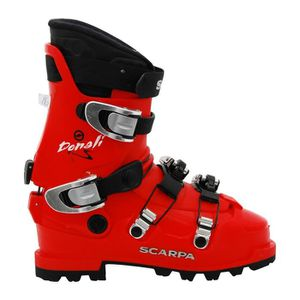 CHAUSSURES DE SKI Chaussure ski Rando Scarpa Denali red