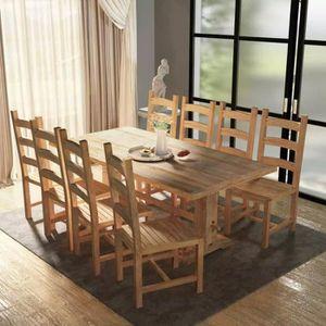 TABLE DE CUISINE  Table et Chaises de cuisine et de salle à manger m