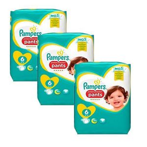 COUCHE 111 Couches Pampers Premium Protection Pants taill
