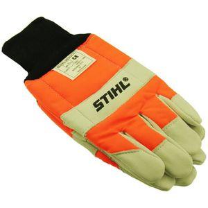 GUIDE TRONCONNEUSE Stihl Gants standard pour tronçonneuse Large (Impo