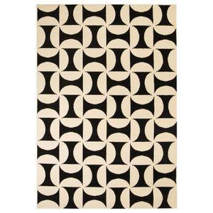 TAPIS vidaXL Tapis moderne Design géométrique 160 x 230