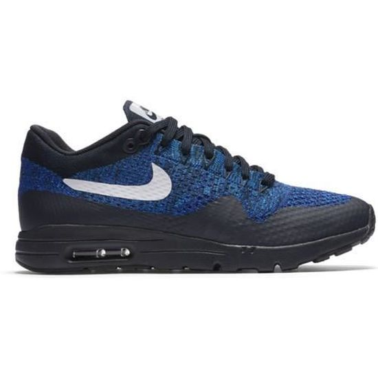 the latest ea427 629f2 Basket NIKE AIR MAX 1 ULTRA FLYKNIT - Age - ADULTE, Couleur - NOIR, Genre -  HOMME, Taille - 44,5