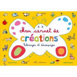 Mon carnet de création