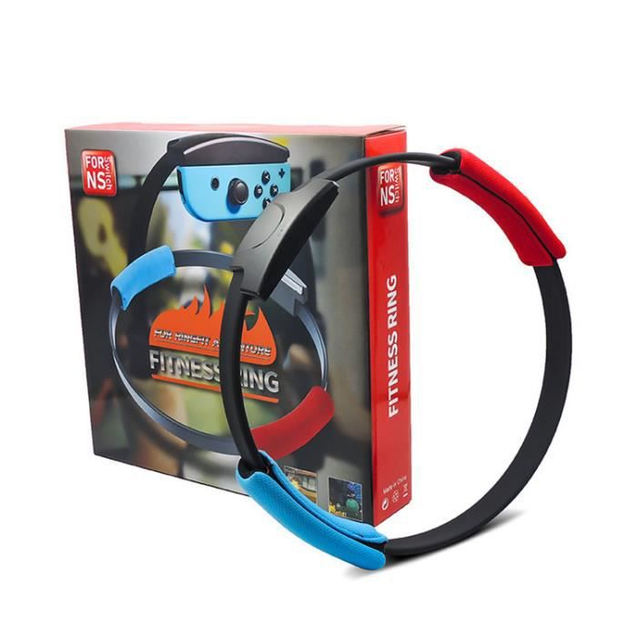 ACCESSOIRE Nintendo Switch jeu Fitness Ring Adventure NS Ring Fit Jeu de sport somatosensoriel Yoga Fitness Ring