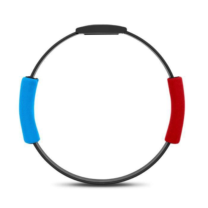 GoolRC Courroie Élastique Réglable Bague pour Joy-con Nintendo Switch Ajustement Jeu d'Aventure Bande de Sport Ring-Con Poignées Jam