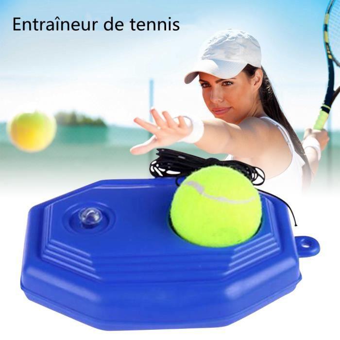 Entraîneur de tennis intensif
