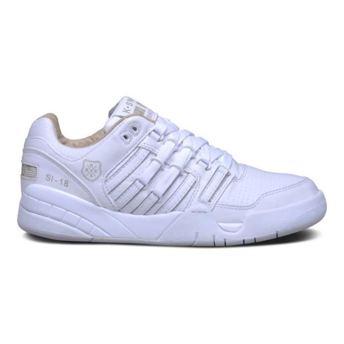 Chaussures homme Chaussures de tennis K-swiss Si-18 International Lux
