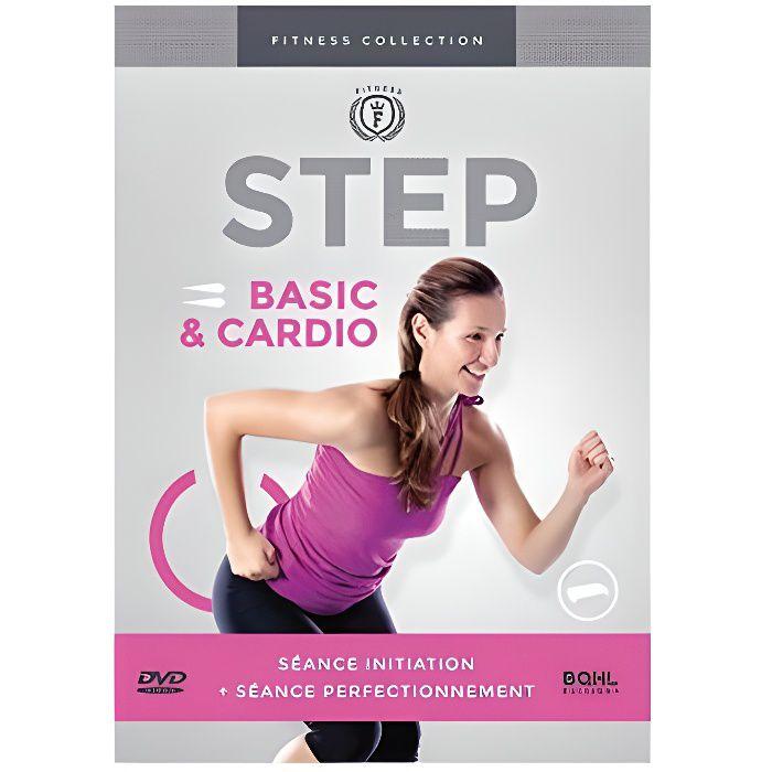 STEP : Step Basic + Step Cardio - De l'initiation au perfectionnement