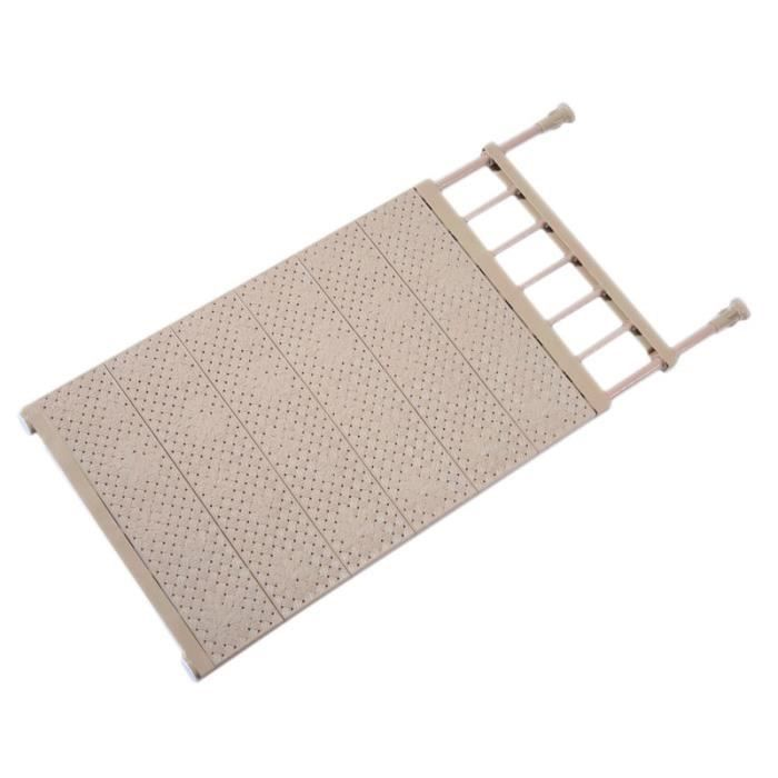 1Pc Armoire Rack Partition Layer Étagère Support de Stockage Rétractable pour SWITCH - HUB ETHERNET - INJECTEUR