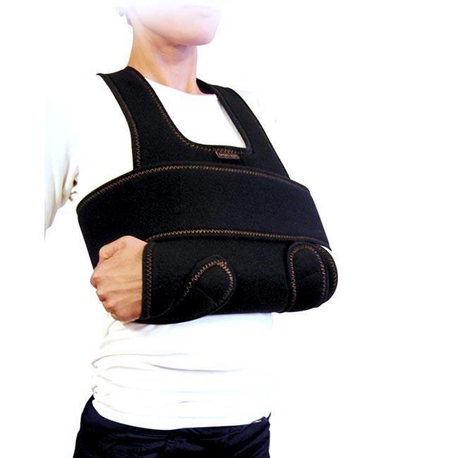Sport-Elec - Attelle écharpe de maintien immobilisation épaule, bras, coude