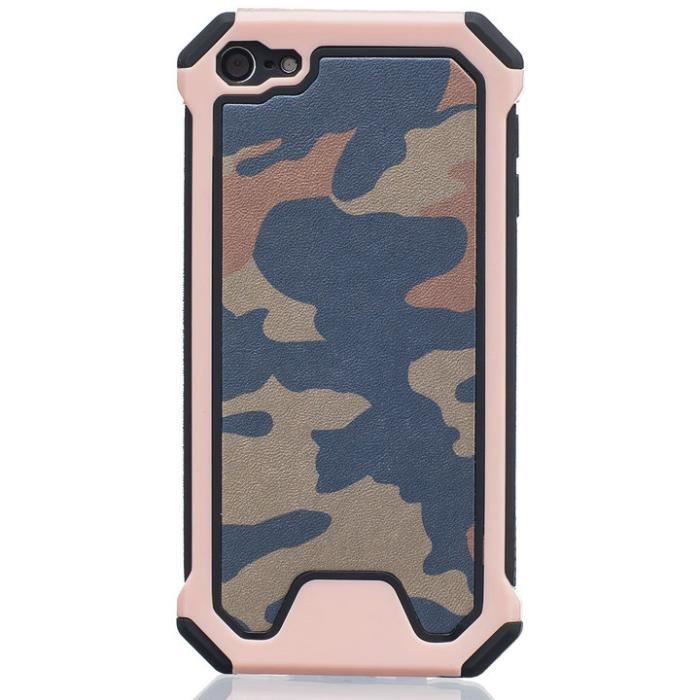 coque iphone 7 saumon