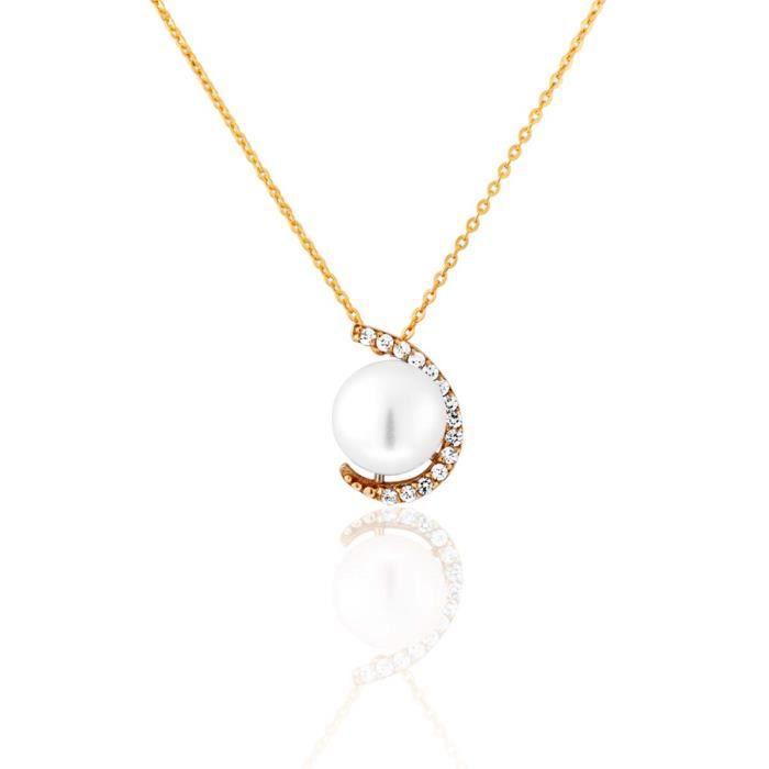 cleor collier perle