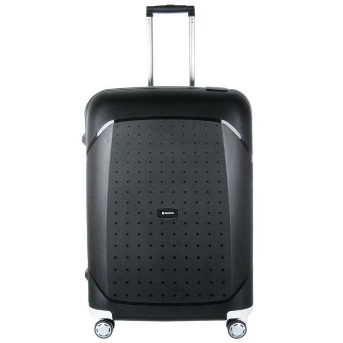 VALISE - BAGAGE Valise petit modèle DAVIDT'S SK-LINE BLACK-WHITE 5