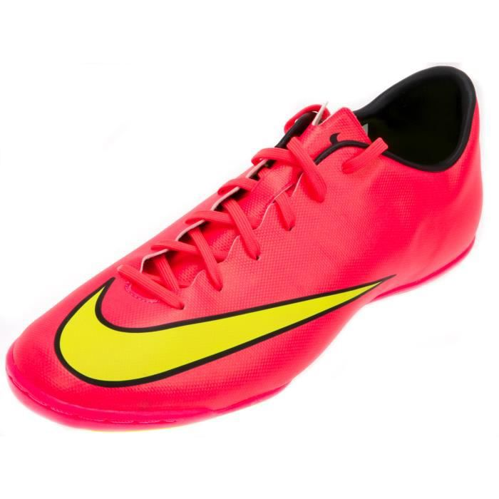 plus récent f11a9 e3139 Chaussures football en salle indoor Mercurial vict