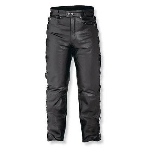 pantalon cuir lacets moto motard achat vente vetement bas pantalon cuir lacets moto m. Black Bedroom Furniture Sets. Home Design Ideas